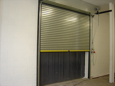 Roller Garage Doors  Installation