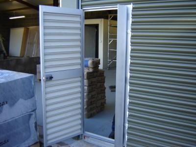 & Roller Shutter Doors Installation for private customer in Fair Oak